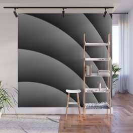 Focal Curve Wall Mural