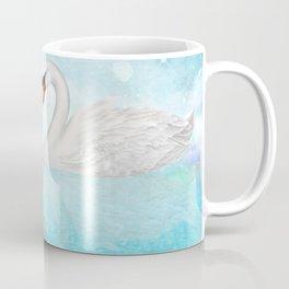 Heart of Swans #10 Coffee Mug