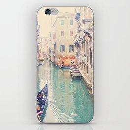 Gondola Ride iPhone Skin