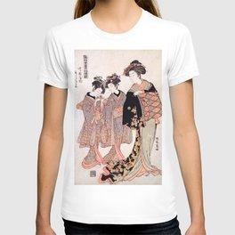 The Courtesan Nishikigi T-shirt