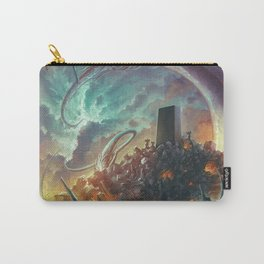 Lovecraft Monolith - By Lunart Carry-All Pouch