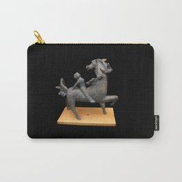 Horse and Girl Carry-All Pouch