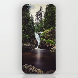 Pure Water - Landscape and Nature Photography iPhone Skin