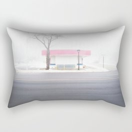 Frosty Freeze Rectangular Pillow