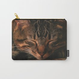 Cat Nap Carry-All Pouch