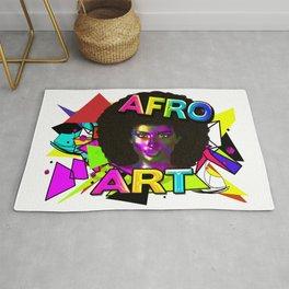 Afro Art Rug