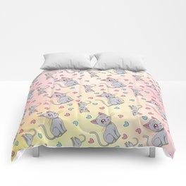 Diana Pattern Comforters