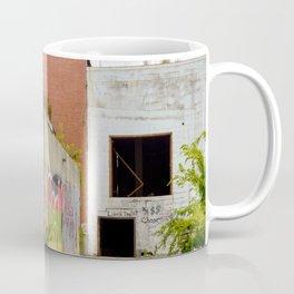 Eiffel Tower Grafitti Coffee Mug