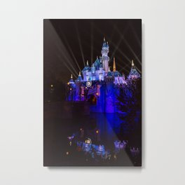 Happiest Place on Earth Metal Print