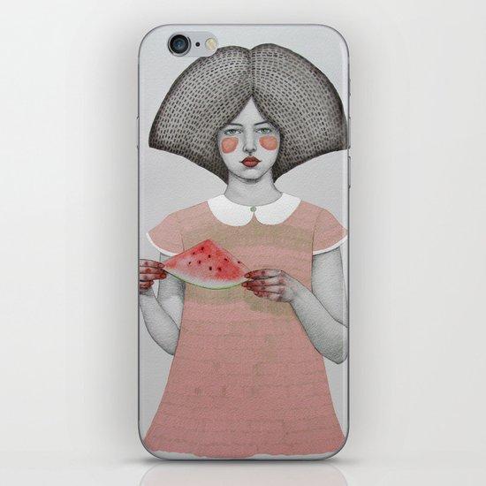 Zora iPhone & iPod Skin