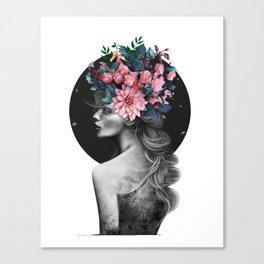 Spring soul Canvas Print