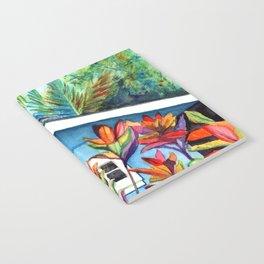 Hanalei Cottage Notebook