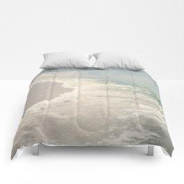 Turquoise Seas Comforters