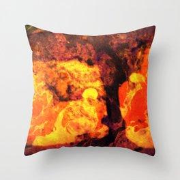 XZ1 Throw Pillow