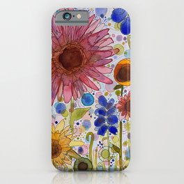 Summertime 1 iPhone Case