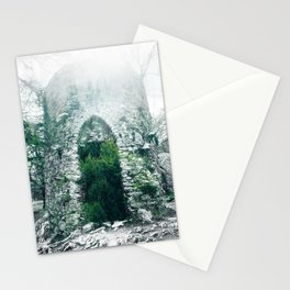 Forest Castle Stationery Cards