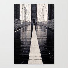 Brooklyn Bridge - 2  Canvas Print