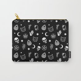Witch pattern Carry-All Pouch