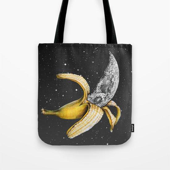 A Planetary Plantain Tote Bag
