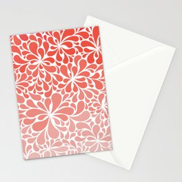 Simple Paisley Stationery Cards