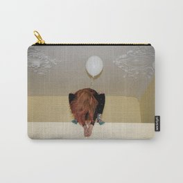 Hotels Tend to Lead People to Do Things They Wouldn't Necessarily do at Home Carry-All Pouch