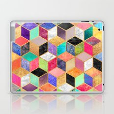 Colorful Cubes Laptop & iPad Skin