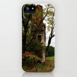 Only Thing Left Standing iPhone Case