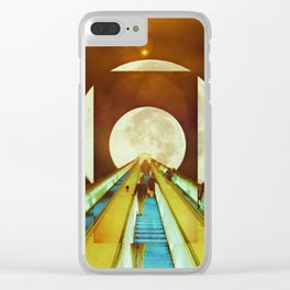 The Escalator Clear iPhone Case
