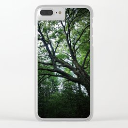 Secrets Within the Forest Clear iPhone Case