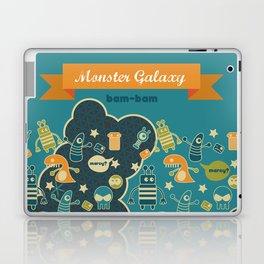 Monster Galaxy Laptop & iPad Skin