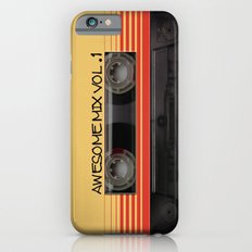 Awesome Mix Vol. 1 iPhone 6 Slim Case