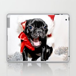 Xmas Frenchie II Laptop & iPad Skin