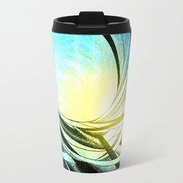 Interwoven Spiral Travel Mug