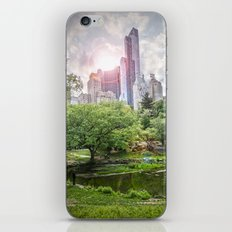 Central Park Dreams iPhone Skin
