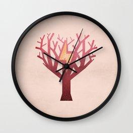 Jane Eyre Wall Clock