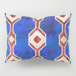 Boho Basic Eye {RWB} Pillow Sham
