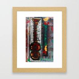 reggae six Framed Art Print