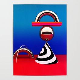 modern still life Poster