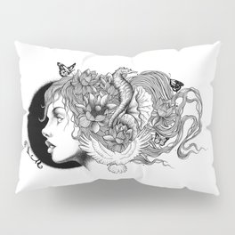 WILD GIRL Pillow Sham