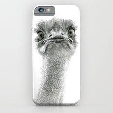 Cute Ostrich SK053 iPhone 6s Slim Case