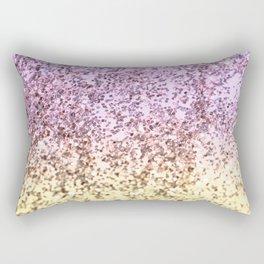 Unicorn Girls Glitter #5 #shiny #decor #art #society6 Rectangular Pillow