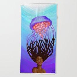 Jelly Dreads Beach Towel
