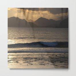 lombok Metal Print