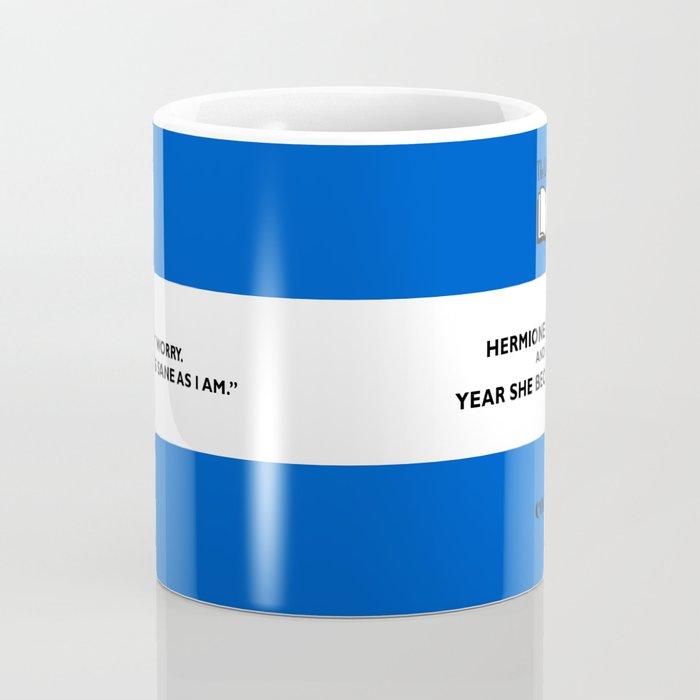 Don't Worry Coffee Mug