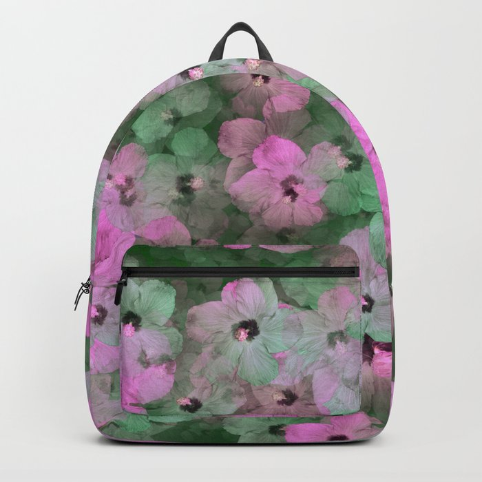 Floral Passion Backpack