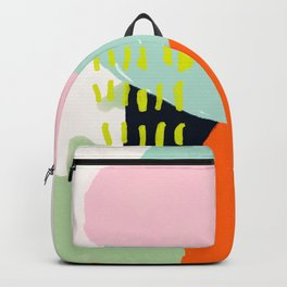 pink cloud Backpack