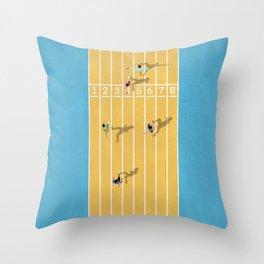 Olympics  Throw Pillow