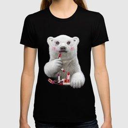 PAULA LIPSTICK T-shirt