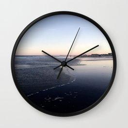 Sunset Myrtle Beach Wall Clock