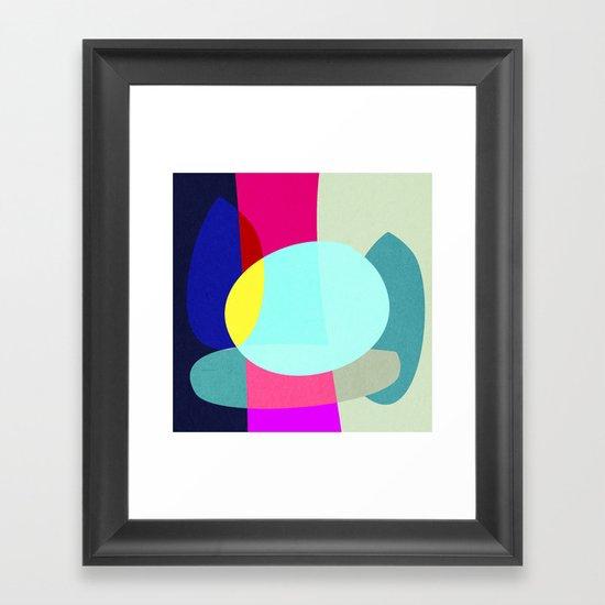 Miro Miro 03. Framed Art Print